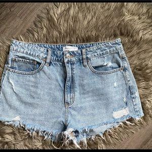 Dynamite Jean Shorts